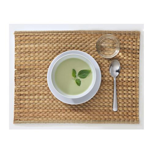 UNDERLAG - 餐墊, 風信子/原色 | IKEA 香港及澳門 - PE606868_S4