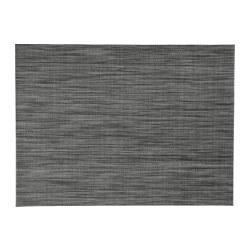 SNOBBIG - 餐墊, 深灰色 | IKEA 香港及澳門 - PE606878_S3