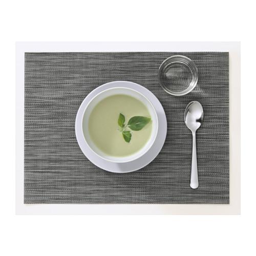 SNOBBIG - 餐墊, 深灰色 | IKEA 香港及澳門 - PE606877_S4