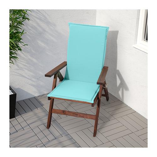 ÄPPLARÖ - 戶外躺椅, 可摺合 染褐色 | IKEA 香港及澳門 - PE662397_S4