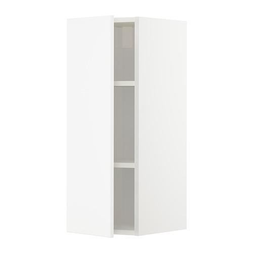 METOD - wall cabinet with shelves, white/Veddinge white   IKEA Hong Kong and Macau - PE711099_S4