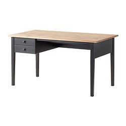 ARKELSTORP - 書檯, 140x70cm, 黑色 | IKEA 香港及澳門 - PE404570_S3