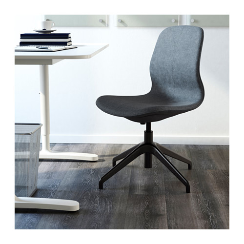 LÅNGFJÄLL - conference chair, Gunnared blue/black | IKEA Hong Kong and Macau - PE606925_S4