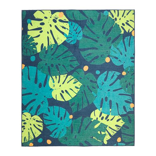 URSKOG - 平織地氈, 葉子/綠色 | IKEA 香港及澳門 - PE662456_S4