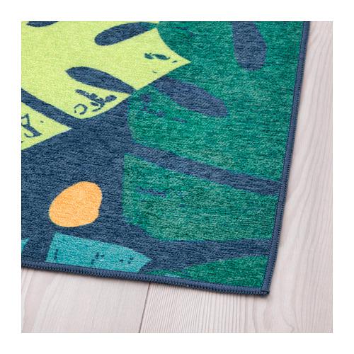 URSKOG - 平織地氈, 葉子/綠色 | IKEA 香港及澳門 - PE662459_S4