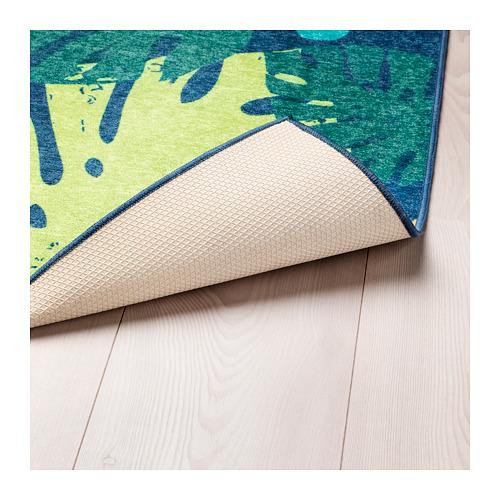 URSKOG - 平織地氈, 葉子/綠色 | IKEA 香港及澳門 - PE662458_S4