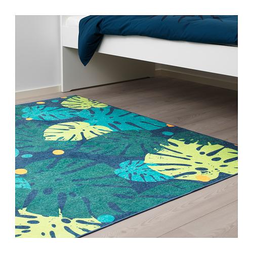 URSKOG - 平織地氈, 葉子/綠色 | IKEA 香港及澳門 - PE662457_S4