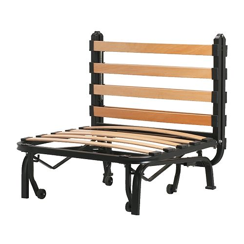 LYCKSELE 單座位梳化床框