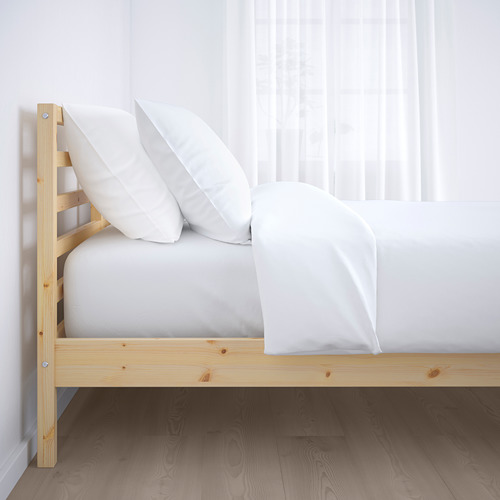 TARVA 雙人床架, Lönset