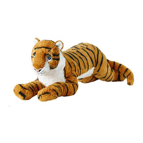 DJUNGELSKOG - soft toy, tiger   IKEA Hong Kong and Macau - PE662535_S4