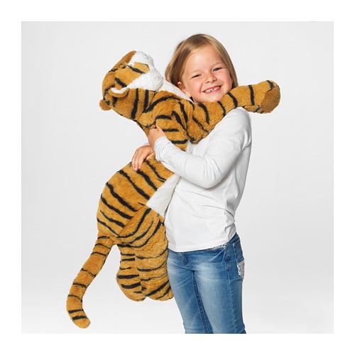 DJUNGELSKOG - soft toy, tiger   IKEA Hong Kong and Macau - PE662536_S4