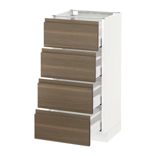 METOD base cab 4 frnts/4 drawers