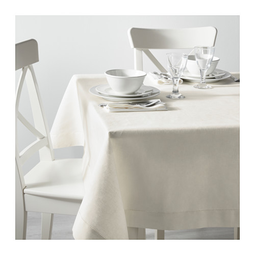 GULLMAJ - 檯布, 花邊 白色   IKEA 香港及澳門 - PE607130_S4