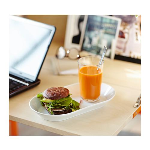 IKEA 365+ - 上菜碟, 白色, 31x17 厘米   IKEA 香港及澳門 - PH124549_S4