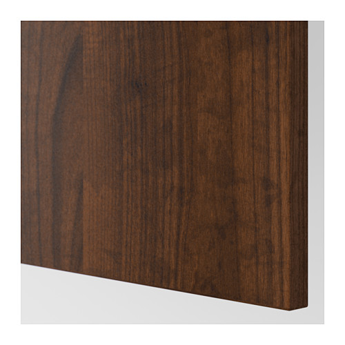 EDSERUM - cover panel, wood effect brown | IKEA Hong Kong and Macau - PE607197_S4