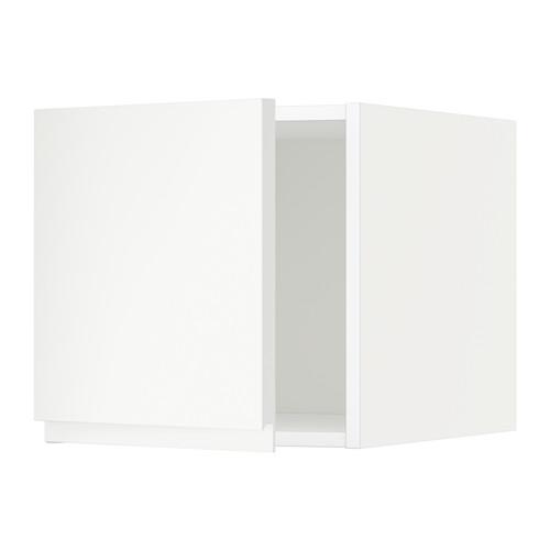 METOD - top cabinet, white/Voxtorp matt white | IKEA Hong Kong and Macau - PE544634_S4