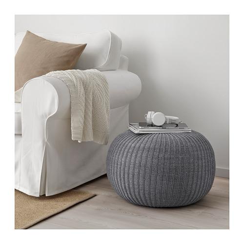 SANDARED - 地板坐墊, 灰色 | IKEA 香港及澳門 - PE662665_S4