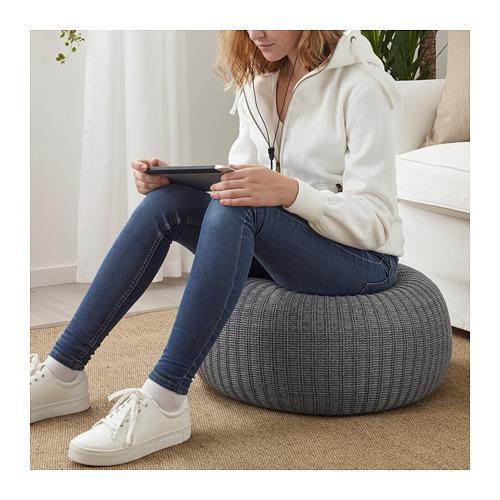 SANDARED - 地板坐墊, 灰色 | IKEA 香港及澳門 - PE662669_S4