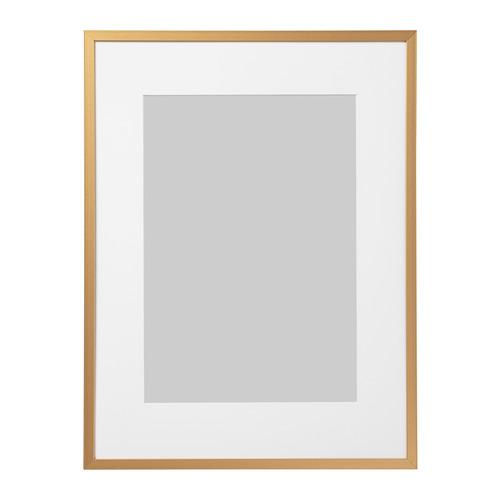 LOMVIKEN - 畫框, 金色   IKEA 香港及澳門 - PE711292_S4
