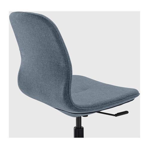 LÅNGFJÄLL - office chair, Gunnared blue/black | IKEA Hong Kong and Macau - PE607375_S4