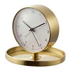 GÄNGA - 鬧鐘, 黃銅色 | IKEA 香港及澳門 - PE711348_S3