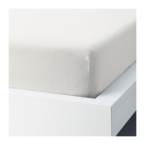 STRANDLOKA - fitted sheet, queen | IKEA Hong Kong and Macau - PE662818_S4