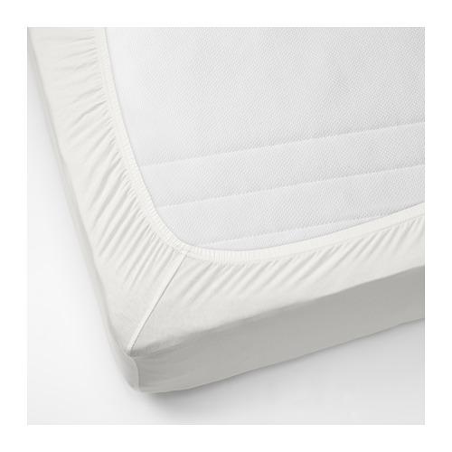 STRANDLOKA - fitted sheet, queen | IKEA Hong Kong and Macau - PE662826_S4