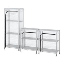 HYLLIS - 層架連遮布, 透明 | IKEA 香港及澳門 - PE712588_S3