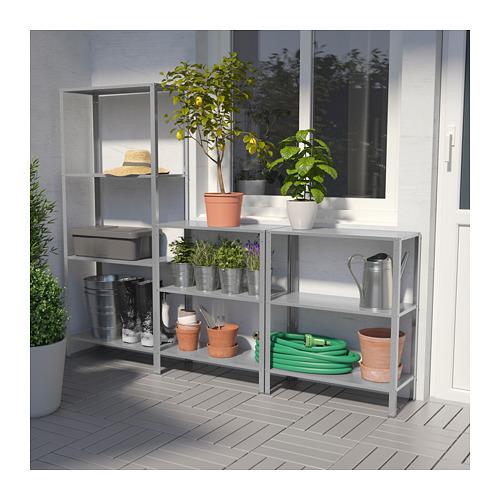 HYLLIS - 層架組合,室內/戶外用   IKEA 香港及澳門 - PE712591_S4