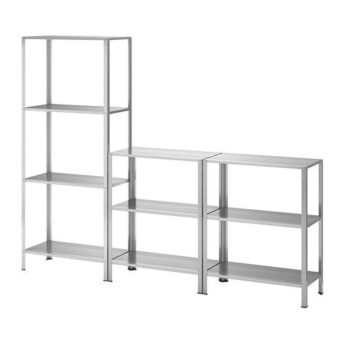 HYLLIS - 層架組合,室內/戶外用   IKEA 香港及澳門 - PE712592_S4