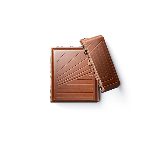 BELÖNING milk chocolate tablet