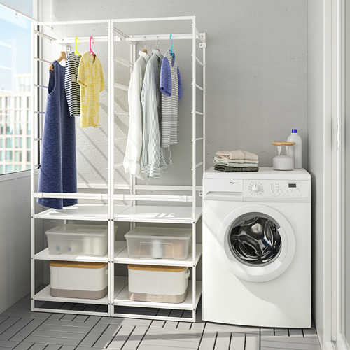 JONAXEL - shelving unit with clothes rail | IKEA Hong Kong and Macau - PE751217_S4