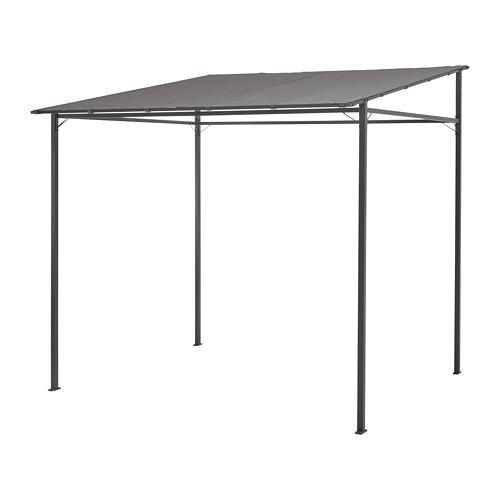 GUNNÖN - 涼亭, 深灰色/灰色   IKEA 香港及澳門 - PE807499_S4