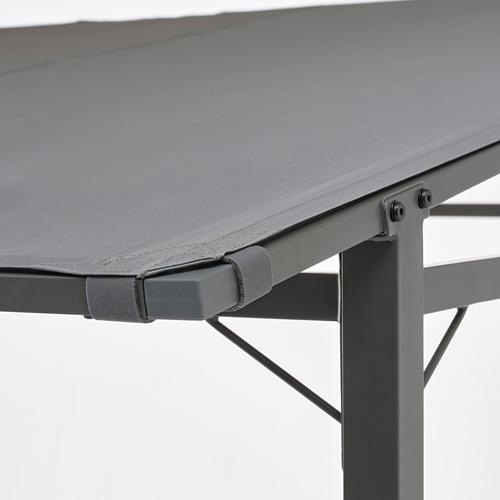 GUNNÖN - 涼亭, 深灰色/灰色   IKEA 香港及澳門 - PE807501_S4