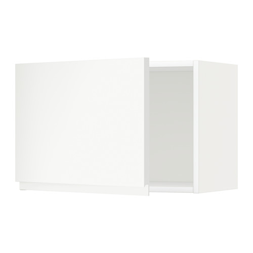 METOD - wall cabinet, white/Voxtorp matt white | IKEA Hong Kong and Macau - PE545045_S4