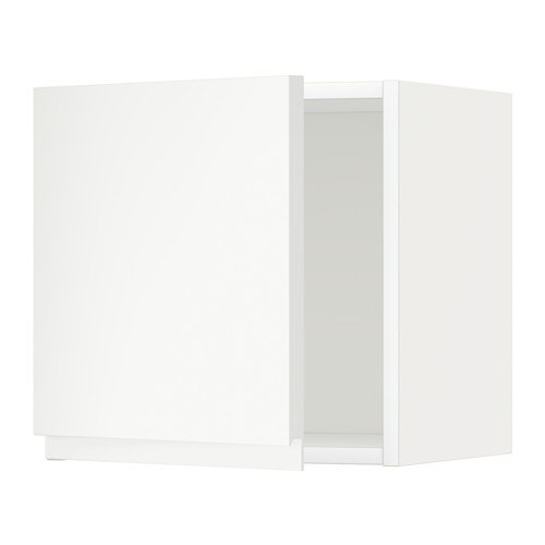 METOD - wall cabinet, white/Voxtorp matt white | IKEA Hong Kong and Macau - PE545083_S4