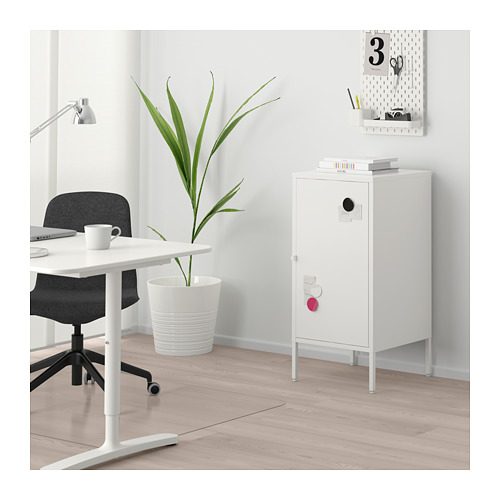 HÄLLAN - 貯物櫃, 白色 | IKEA 香港及澳門 - PE663443_S4