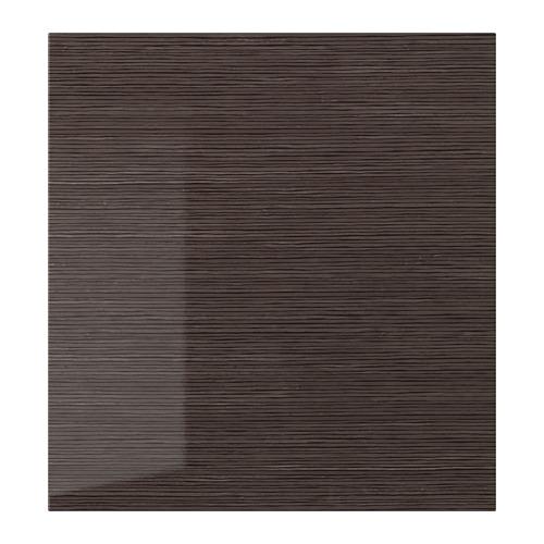 SELSVIKEN - door, patterned high gloss brown | IKEA Hong Kong and Macau - PE711512_S4