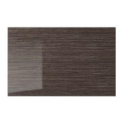 SELSVIKEN - door/drawer front, patterned high gloss brown   IKEA Hong Kong and Macau - PE711516_S3