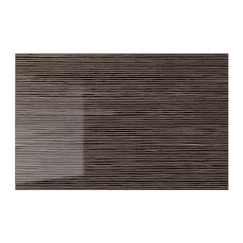 SELSVIKEN - door/drawer front, patterned high gloss brown   IKEA Hong Kong and Macau - PE711516_S4
