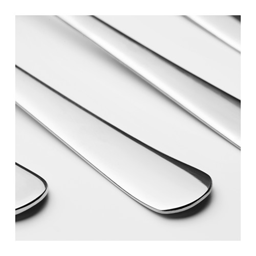 DRAGON - 甜品匙, 不銹鋼 | IKEA 香港及澳門 - PE607680_S4