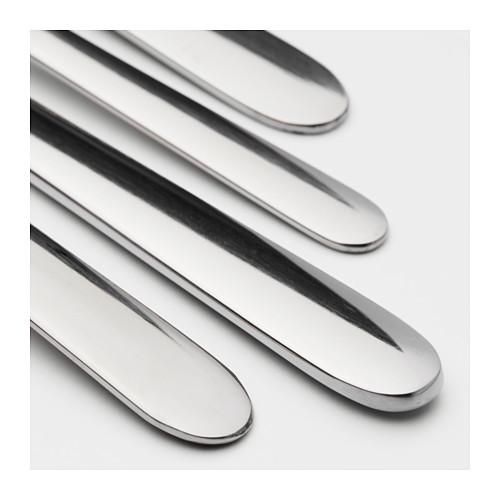 FÖRNUFT 刀叉餐具,24件套裝