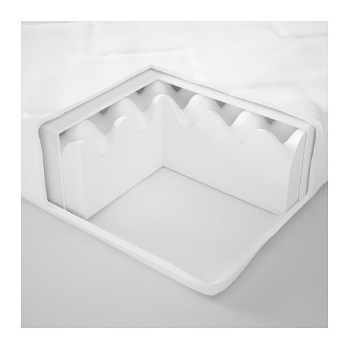 UNDERLIG - foam mattress for junior bed, white | IKEA Hong Kong and Macau - PE663087_S4