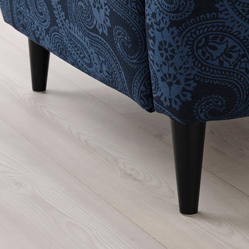 STRANDMON - 扶手椅, Kvillsfors 深藍色/藍色 | IKEA 香港及澳門 - PE807719_S4