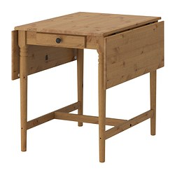 INGATORP - drop-leaf table, antique stain | IKEA Hong Kong and Macau - PE317000_S3