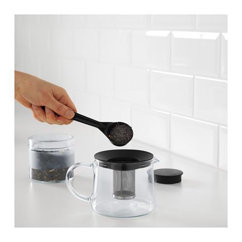 RIKLIG - teapot, glass | IKEA Hong Kong and Macau - PE607780_S4