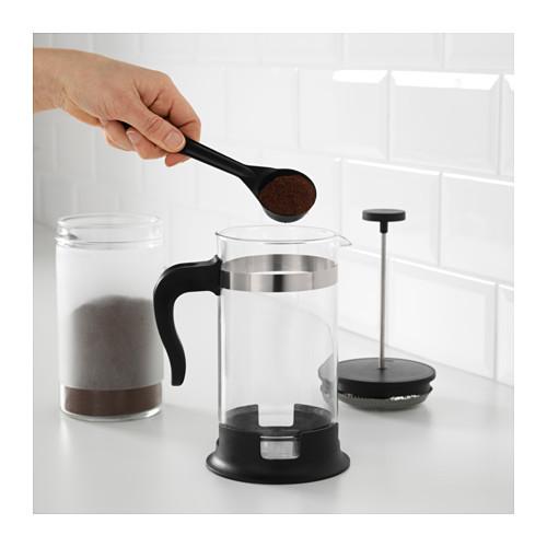 UPPHETTA - 咖啡/茶沖調器, 玻璃/不銹鋼 | IKEA 香港及澳門 - PE607787_S4