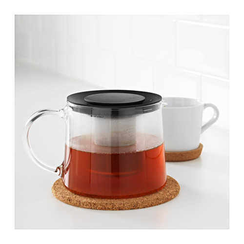 RIKLIG - 茶壺, 玻璃   IKEA 香港及澳門 - PE607792_S4