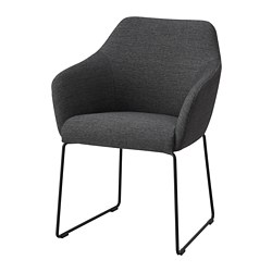 TOSSBERG - chair, metal black/grey | IKEA Hong Kong and Macau - PE712124_S3