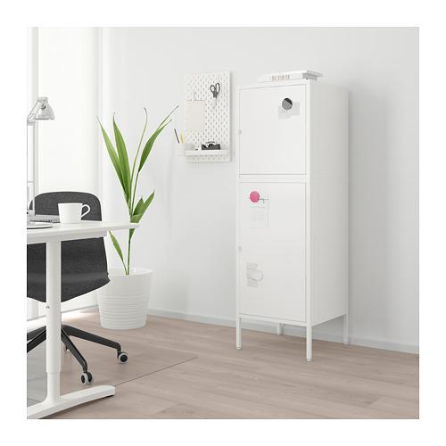 HÄLLAN - 貯物組合連門, 白色   IKEA 香港及澳門 - PE664016_S4